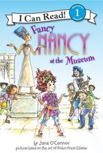 Fancy Nancy at the Museum book