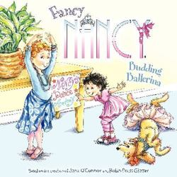 Fancy Nancy: Budding Ballerina book
