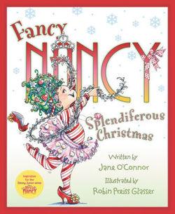 Fancy Nancy: Splendiferous Christmas book