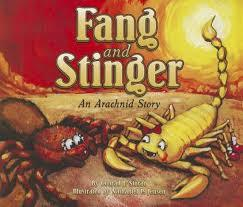 Fang and Stinger book