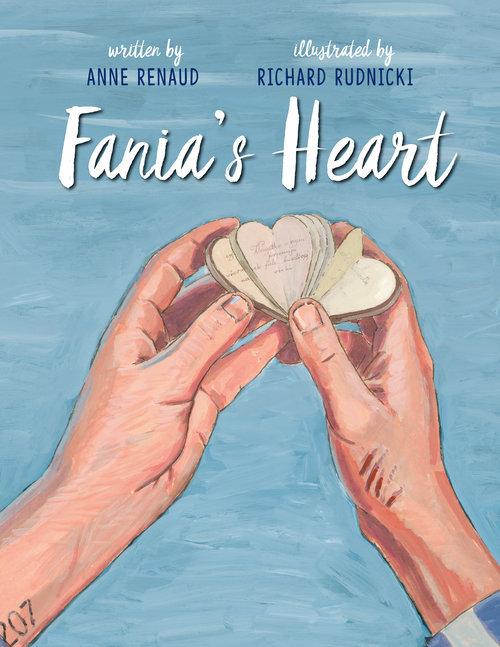 Fania's Heart book