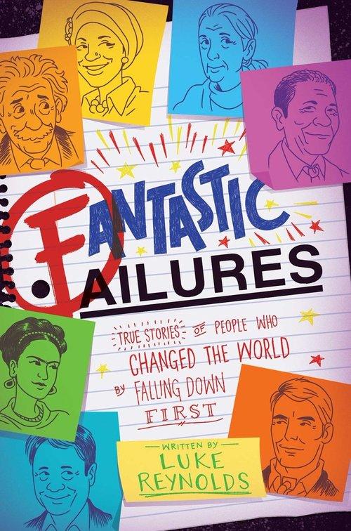 Fantastic Failures book