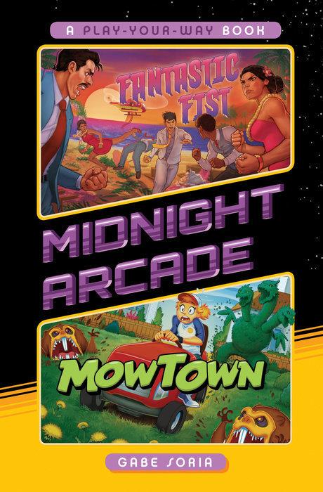 Fantastic Fist/Mowtown book