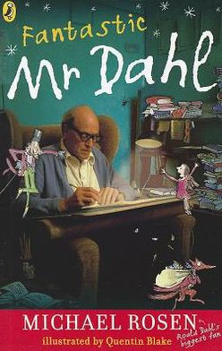 Fantastic Mr. Dahl book