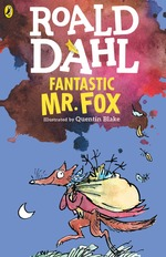 Fantastic Mr. Fox book