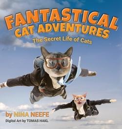 Fantastical Cat Adventures: The Secret Life of Cats book