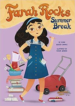 Farah Rocks Summer Break book