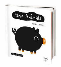 Farm Animals (Baby Basics) book