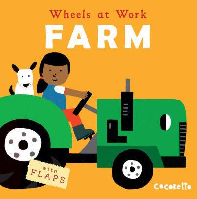 Farm (Wheels at Work) book