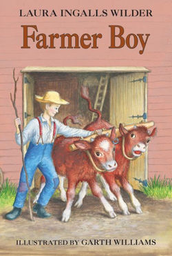 Farmer Boy book