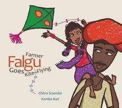 Farmer Falgu Goes Kite Flying book