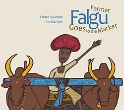 Farmer Falgu Goes to the Market book