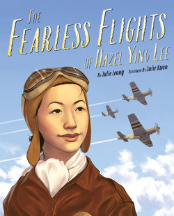 Fearless Flights of Hazel Ying Lee book