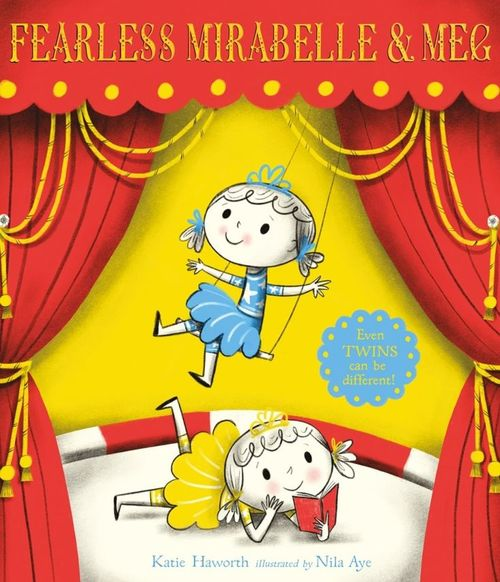 Fearless Mirabelle and Meg book