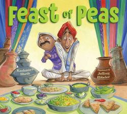 Feast of Peas book