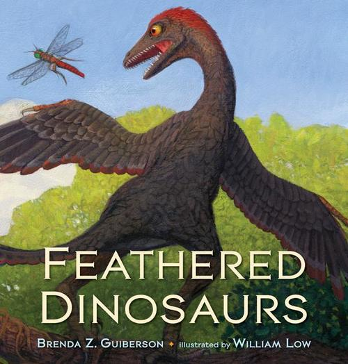 Feathered Dinosaurs book