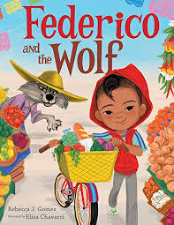 Federico and the Wolf book