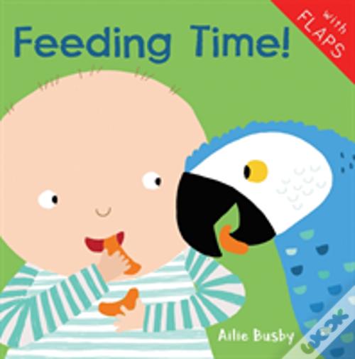 Feeding Time! book