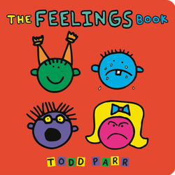 Feelings Book book