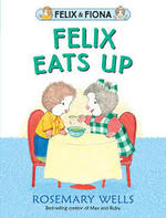 Felix Eats Up book