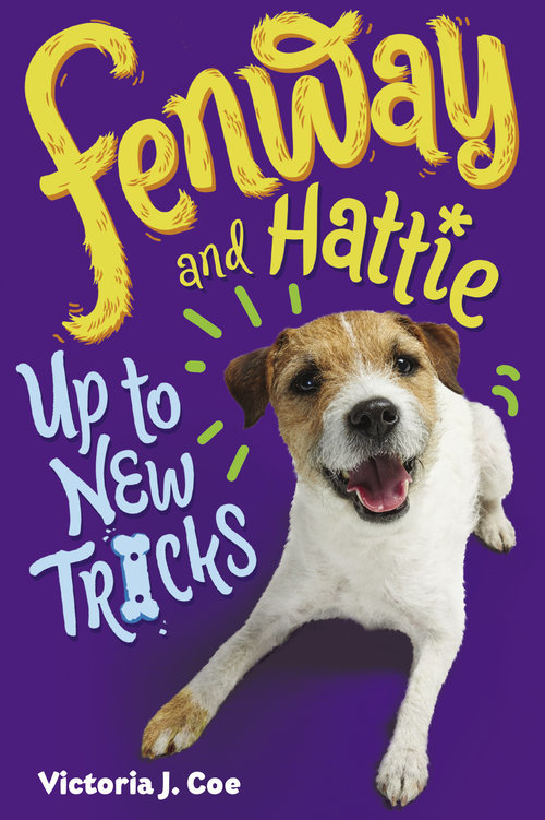 Fenway and Hattie Up to New Tricks book