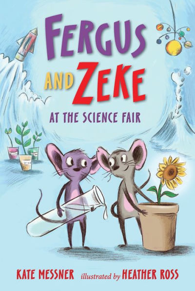 Fergus and Zeke at the Science Fair book