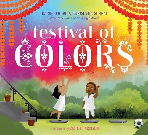 Festival of Colors book