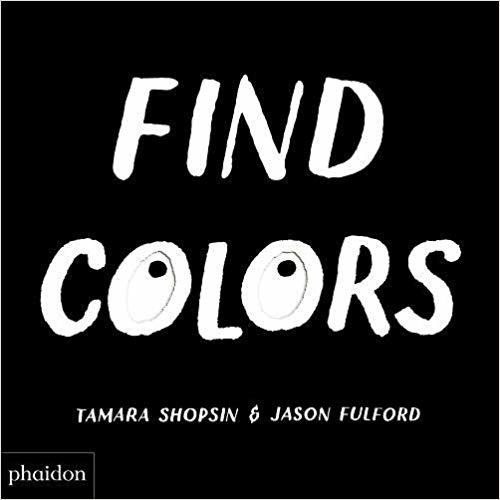 Find Colors book