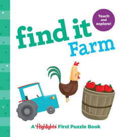 Find It Farm book