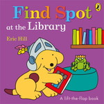 Find Spot at the Library book
