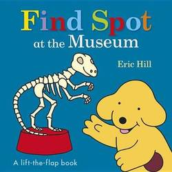 Find Spot at the Museum book