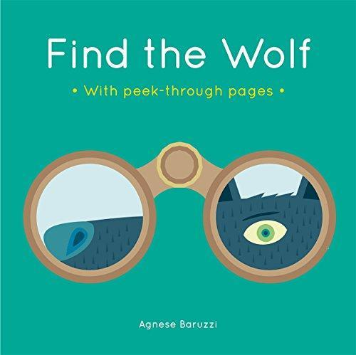 Find the Wolf book