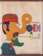 Finding a Poem book