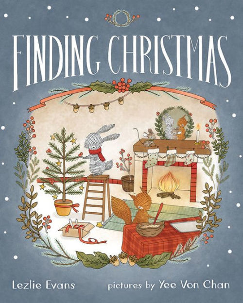 Finding Christmas book