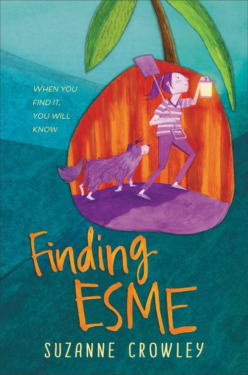 Finding Esme book