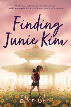 Finding Junie Kim book
