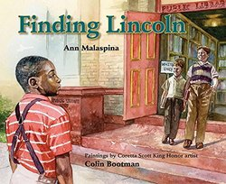 Finding Lincoln Book