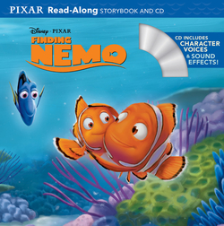 Finding Nemo Read-Along Storybook [With CD (Audio)] book