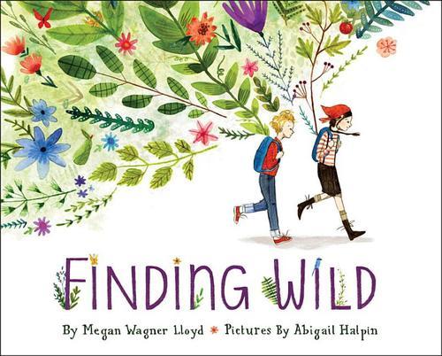 Finding Wild book
