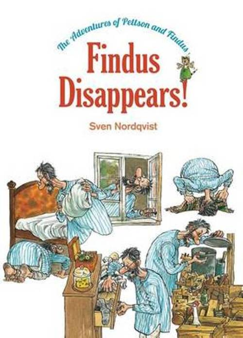 Findus Disappears! book