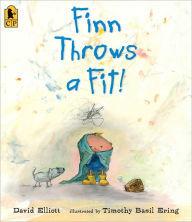 Finn Throws a Fit! book