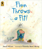 Finn Throws a Fit! book