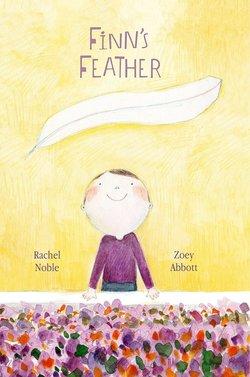 Finn's Feather book