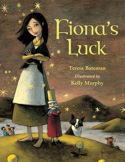 Fiona's Luck book
