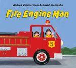 Fire Engine Man book