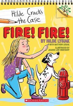 Fire! Fire! book
