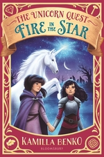 Fire in the Star book