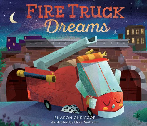Fire Truck Dreams book