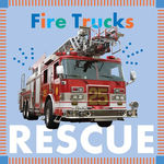 Fire Trucks Rescue book