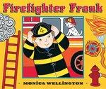 Firefighter Frank book